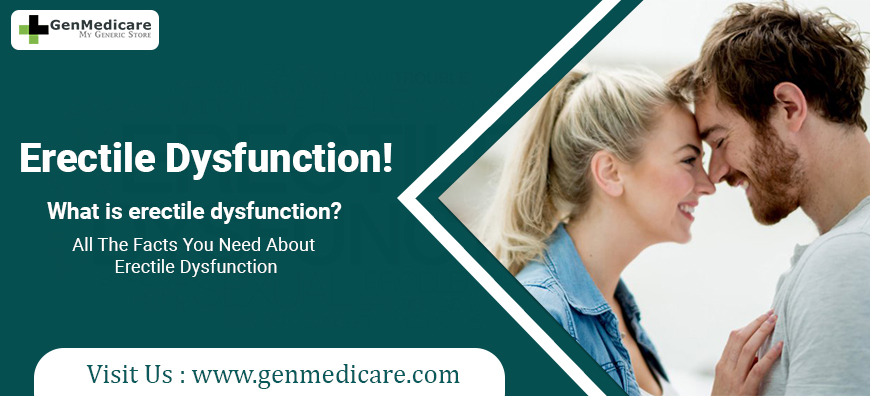 Erectile Dysfunction, Genmedicare