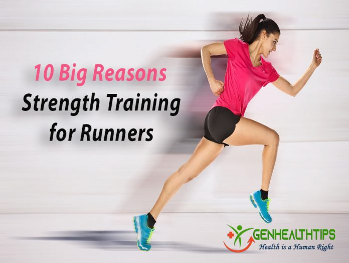 Strength Training for Runners, genhealthtips