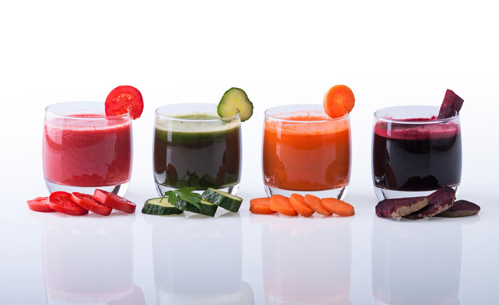 Healthy Juicing Habits