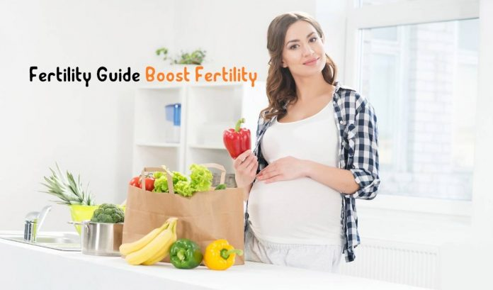 Boost Fertility, genhealthtips