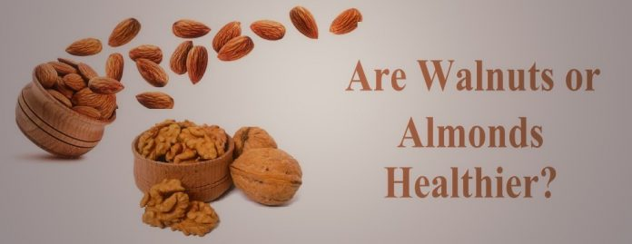 Walnuts or Almonds, genhealthtips